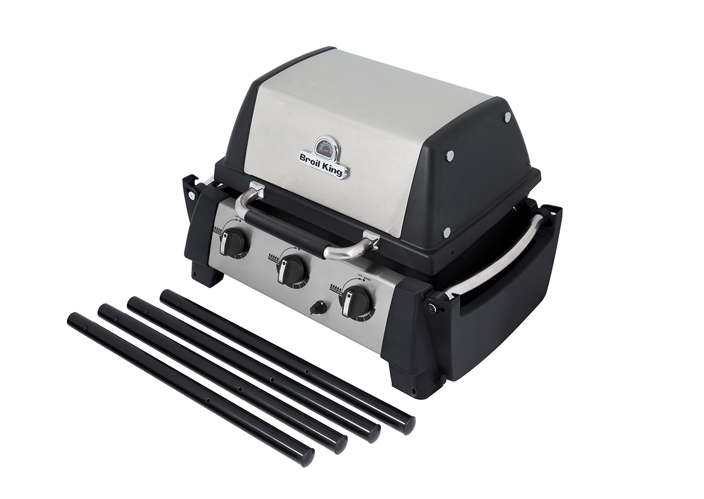 Rösle Gasgrill Porta : Broil king porta chef 320 kaufen neu 2016 gasgrill portabler grill