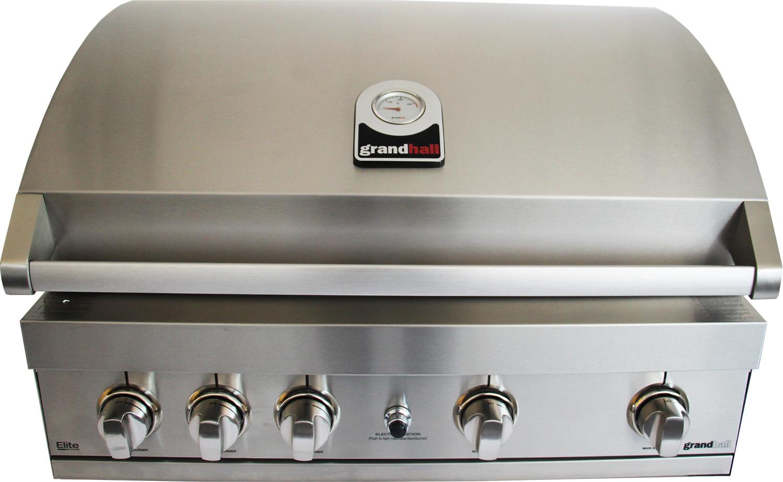Grandhall Elektrogrill Test : Grandhall elite built in einbaugrill auslaufmodell