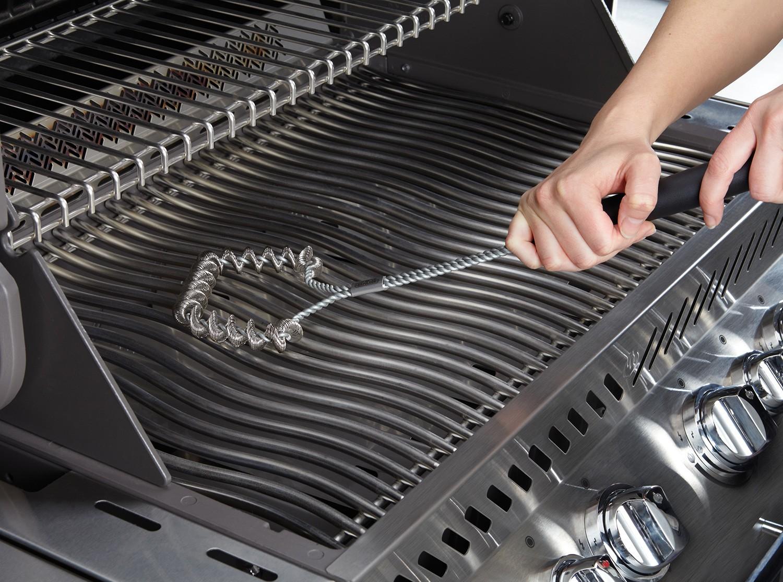 Weber Grillbürste Für Holzkohlegrill : Grillinator grillbürste die beste bürste bei uns im langzeittest