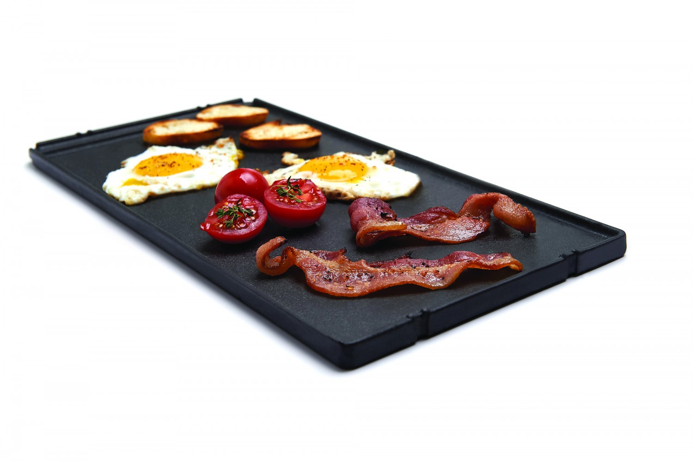 Edelstahl Grillplatte Für Gasgrill : Broil king gussplatte gem 320 porta chef 320