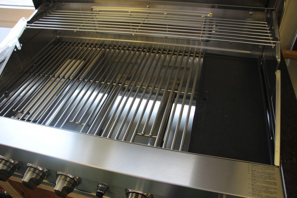 Landmann Gasgrill Fettauffangschale : Landmann gasgrill premium pts anthrazit barbecue of the