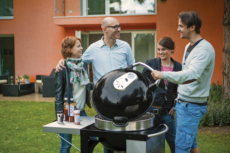 Napoleon Holzkohlegrill Pro22k Kugelgrill Grill 57 Cm : Napoleon holzkohle kugelgrill rodeo pro kettle