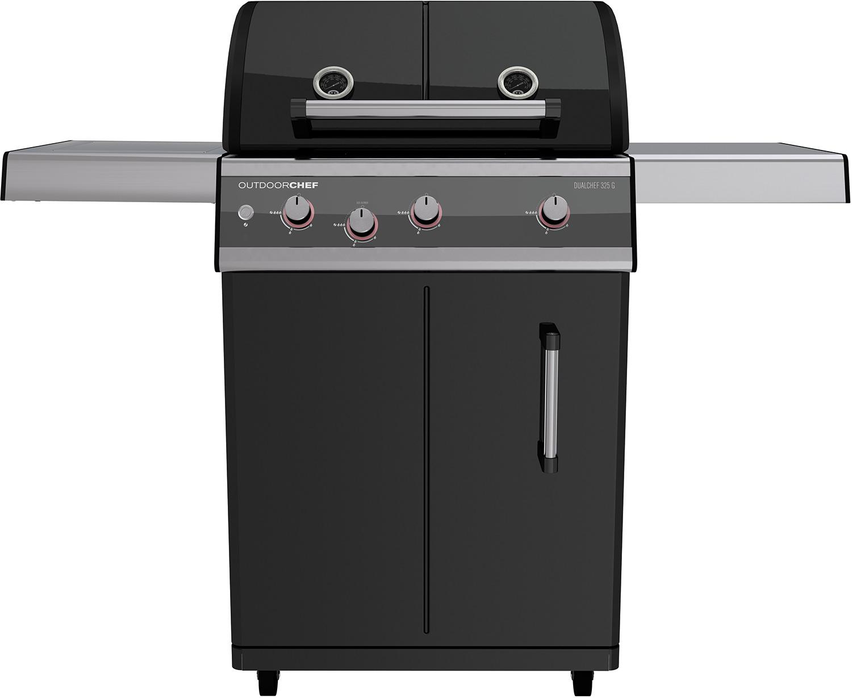 Rösle Gasgrill Gourmet G3 Test : Outdoorchef dualchef 325 g kaufen gasgrill grillstation