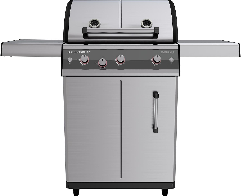 Rösle Gasgrill Gourmet G3 Test : Outdoorchef dualchef s 325 g kaufen gasgrill grillstation