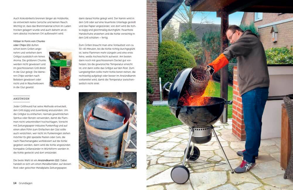 Weber Elektrogrill Buch : Bbq pit das ultimative grill buch