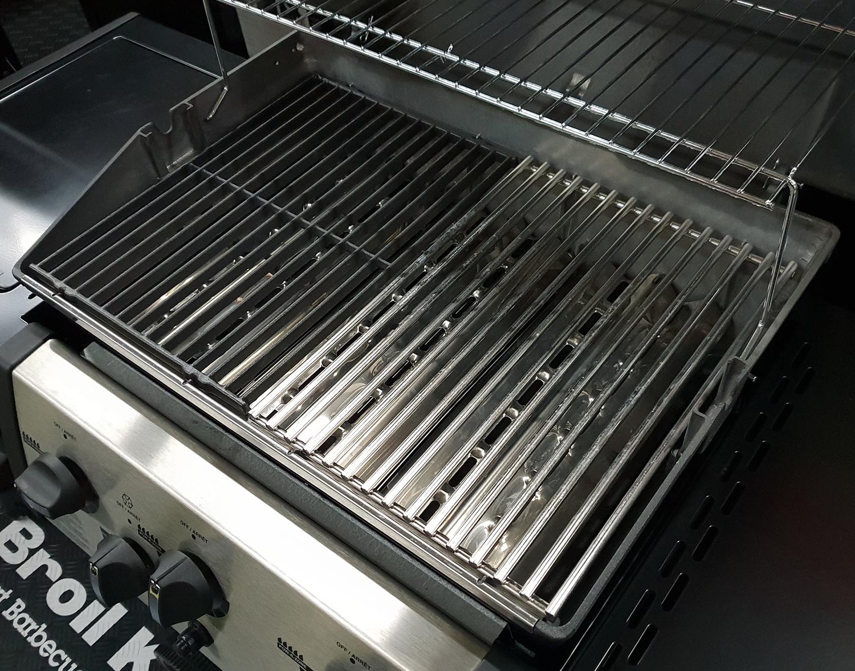 Weber Elektrogrill Edelstahl Rost : Weber etgs edelstahlrost mit spieß set grillrost edelstahl
