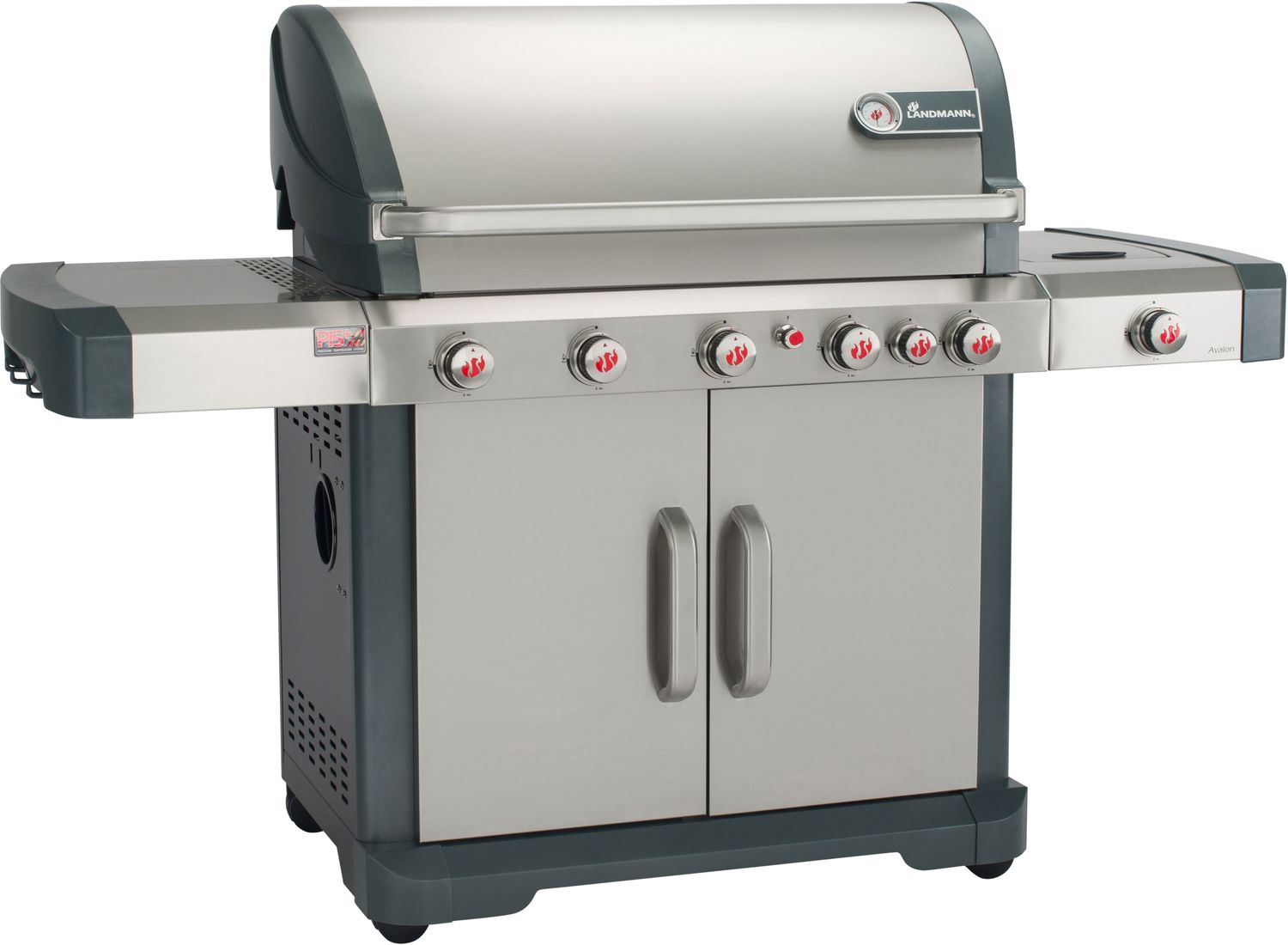 Landmann Gasgrill Vertrieb : Landmann new avalon pts