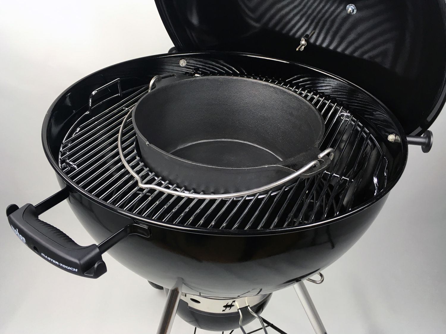 Weber Holzkohlegrill Grill Anleitung : Weber anzündkamin rapidfire youtube