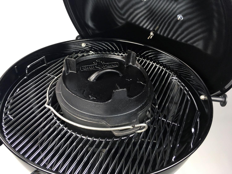 Weber Elektrogrill Lagerung : Grillfürst dutch oven bbq edition do6 v2 premium set