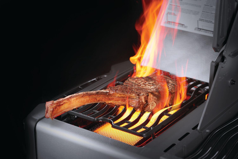 Rösle Gasgrill Zündet Nicht : Enders guss rost für gasgrill brooklyn brenner gourmet