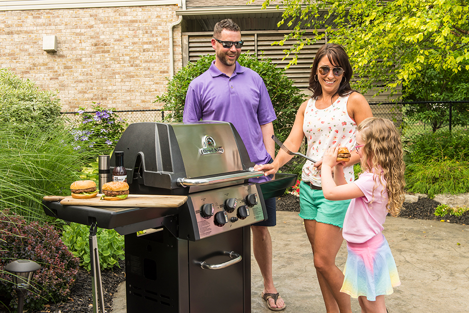 Pulled Pork Gasgrill Drehspiess : Broil king monarch 390 modell 2019