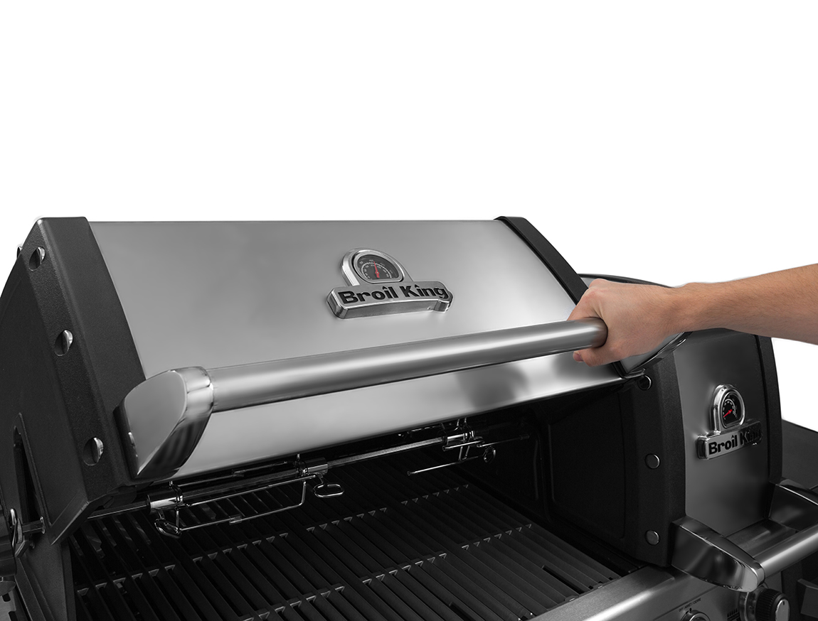 Gas Oder Holzkohlegrill Xl : Broil king imperial 690 xl pro modell 2019