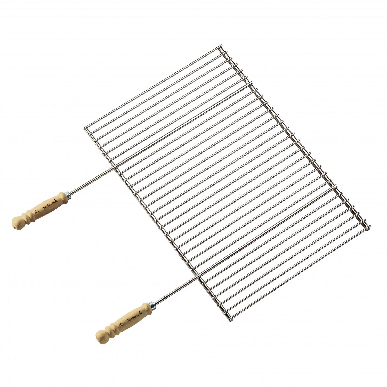 barbecook professioneller grillrost 58 5 x 40 cm. Black Bedroom Furniture Sets. Home Design Ideas