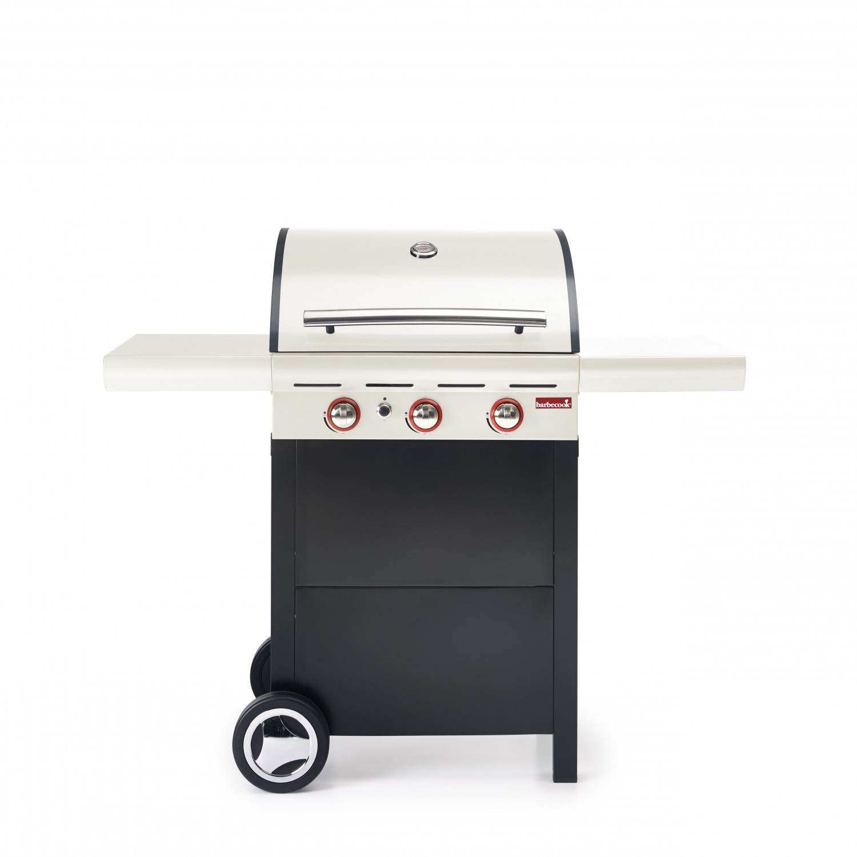 barbecook gasgrill spring 300 cr me. Black Bedroom Furniture Sets. Home Design Ideas