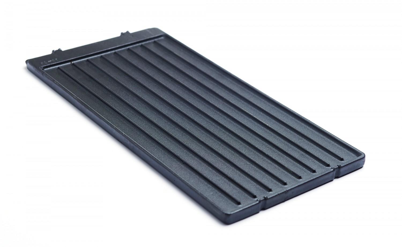 Grillplatte Für Gasgrill : Coobinox gusseiserne grillplatte griddle plate für flex