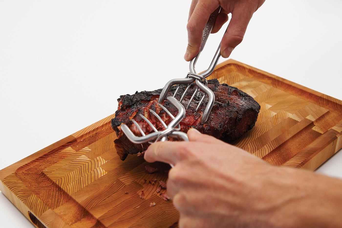 Pulled Pork Gasgrill Outdoorchef : Pulled pork gabeln er set von broil king
