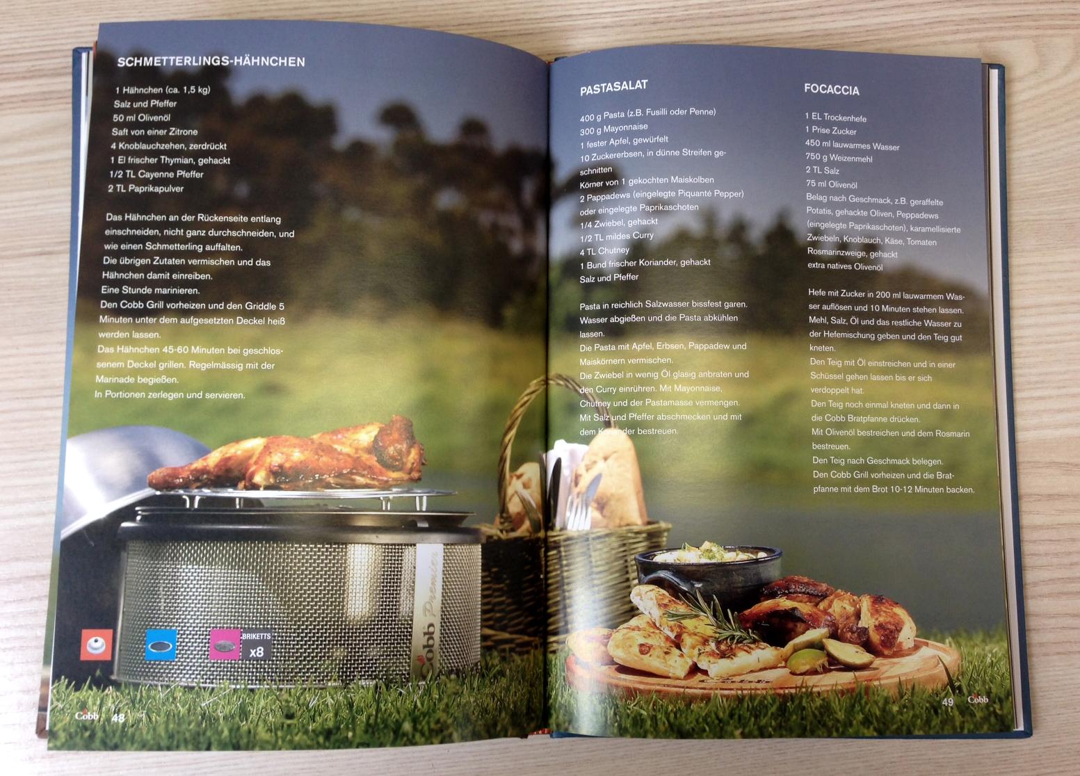cobb grill barbecuebuch. Black Bedroom Furniture Sets. Home Design Ideas