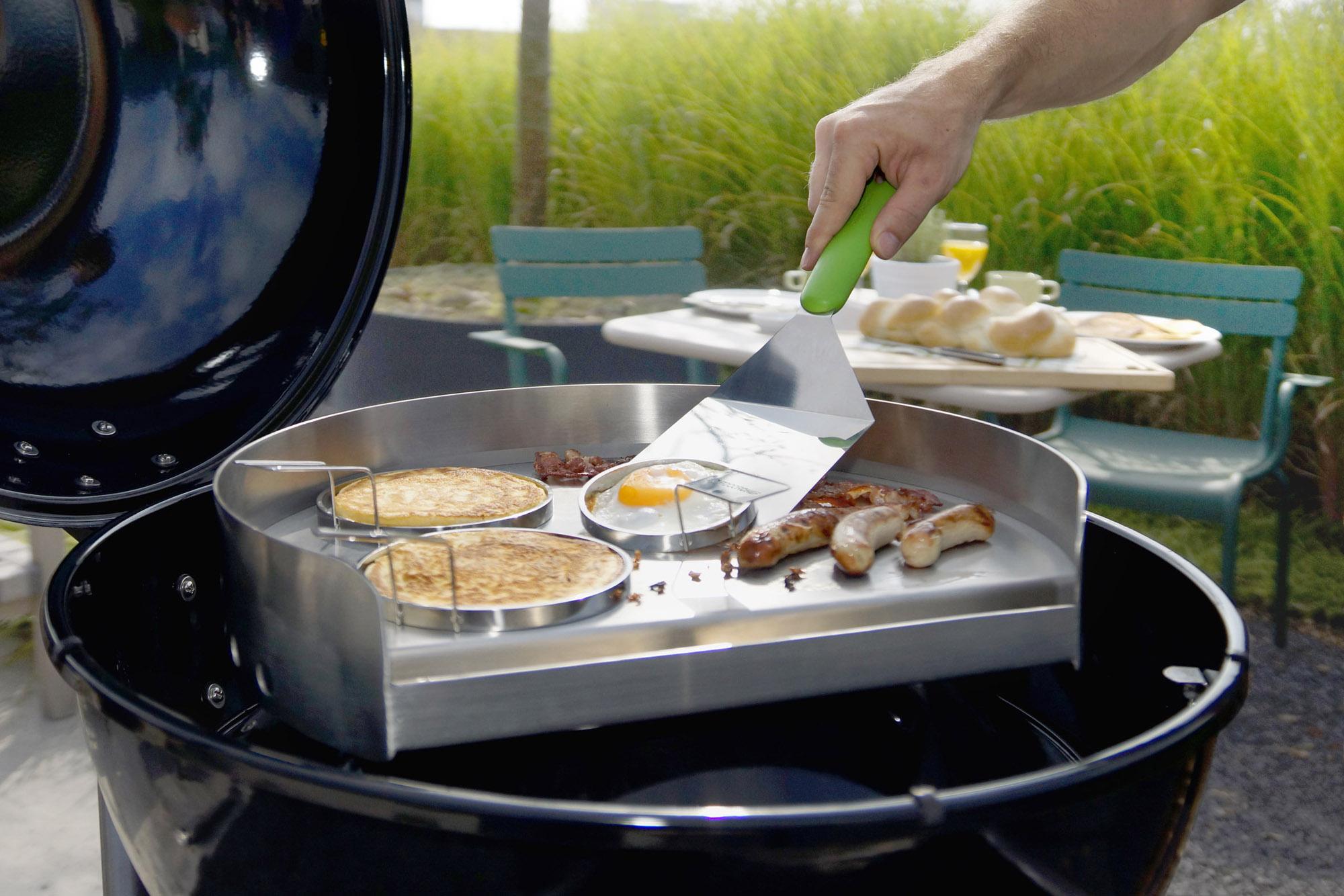 Weber Elektrogrill Grillplatte : Planchas und grillplatten plancha grillen