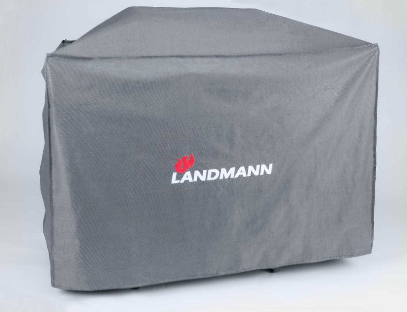 Landmann Gasgrill Forum : Landmann gasgrillwagen triton 4 silber