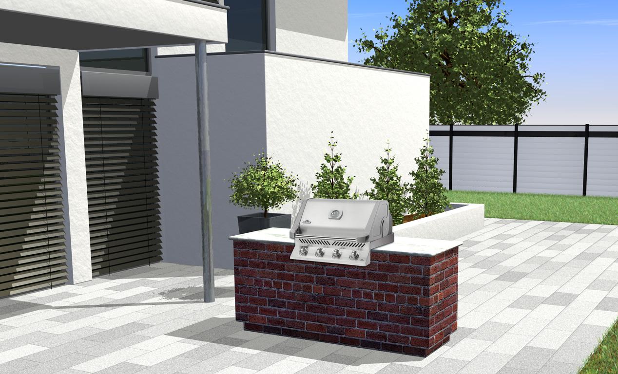 Outdoorküche Mit Weber Kugelgrill : Outdoorküche weber gartenküche und outdoorküche grillen im garten