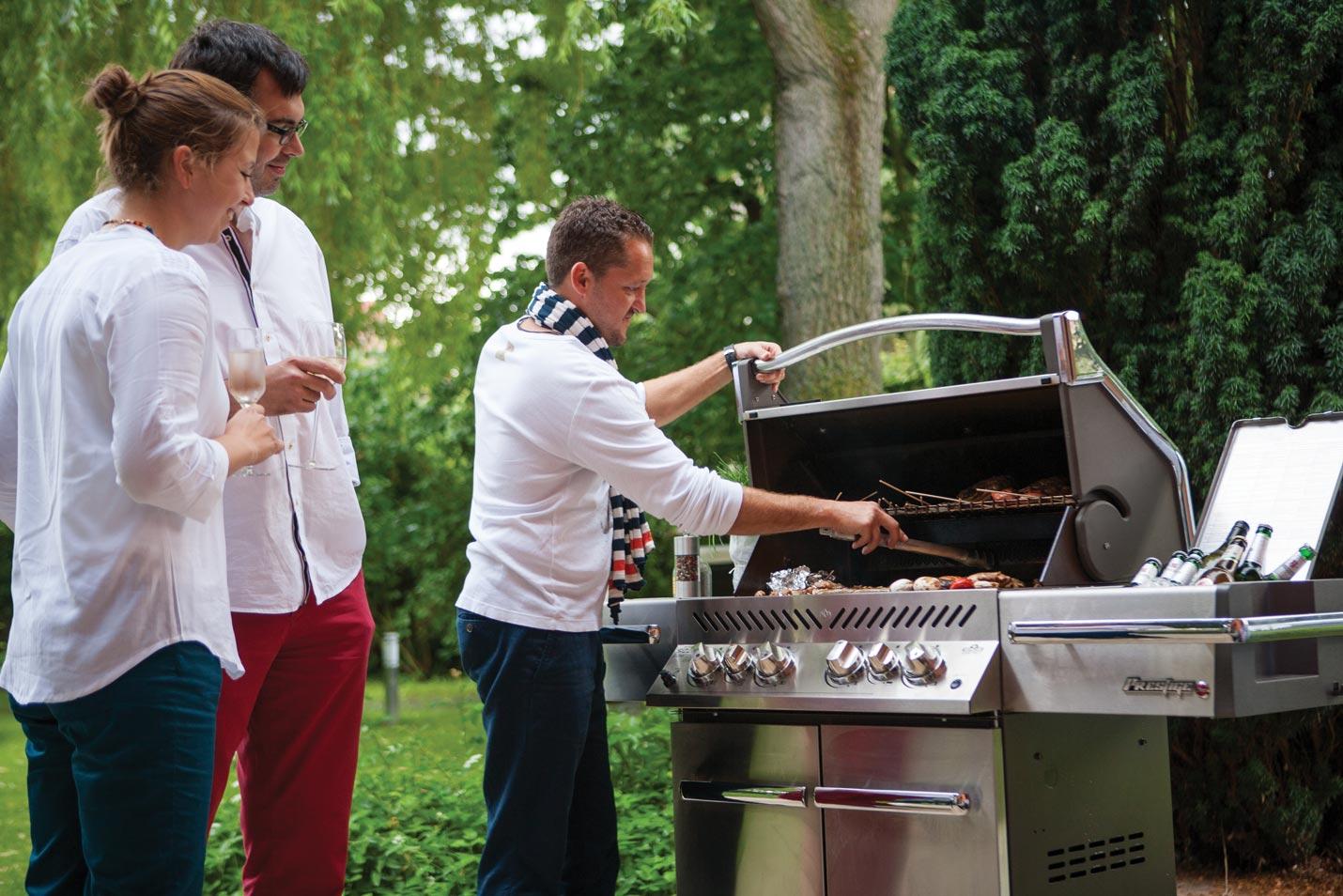 Napoleon Charcoal Professional Edelstahl Holzkohlegrill Pro605css : Napoleon grill napoleongrills xxl shop