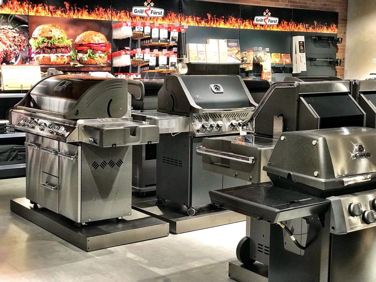 Landmann Gasgrill Outlet : Grillfürst store kassel der bbq store mit grillakademie