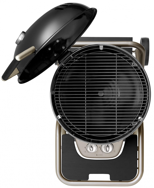 outdoorchef ascona 570 g schwarz kaufen gasgrill kugelgrill. Black Bedroom Furniture Sets. Home Design Ideas