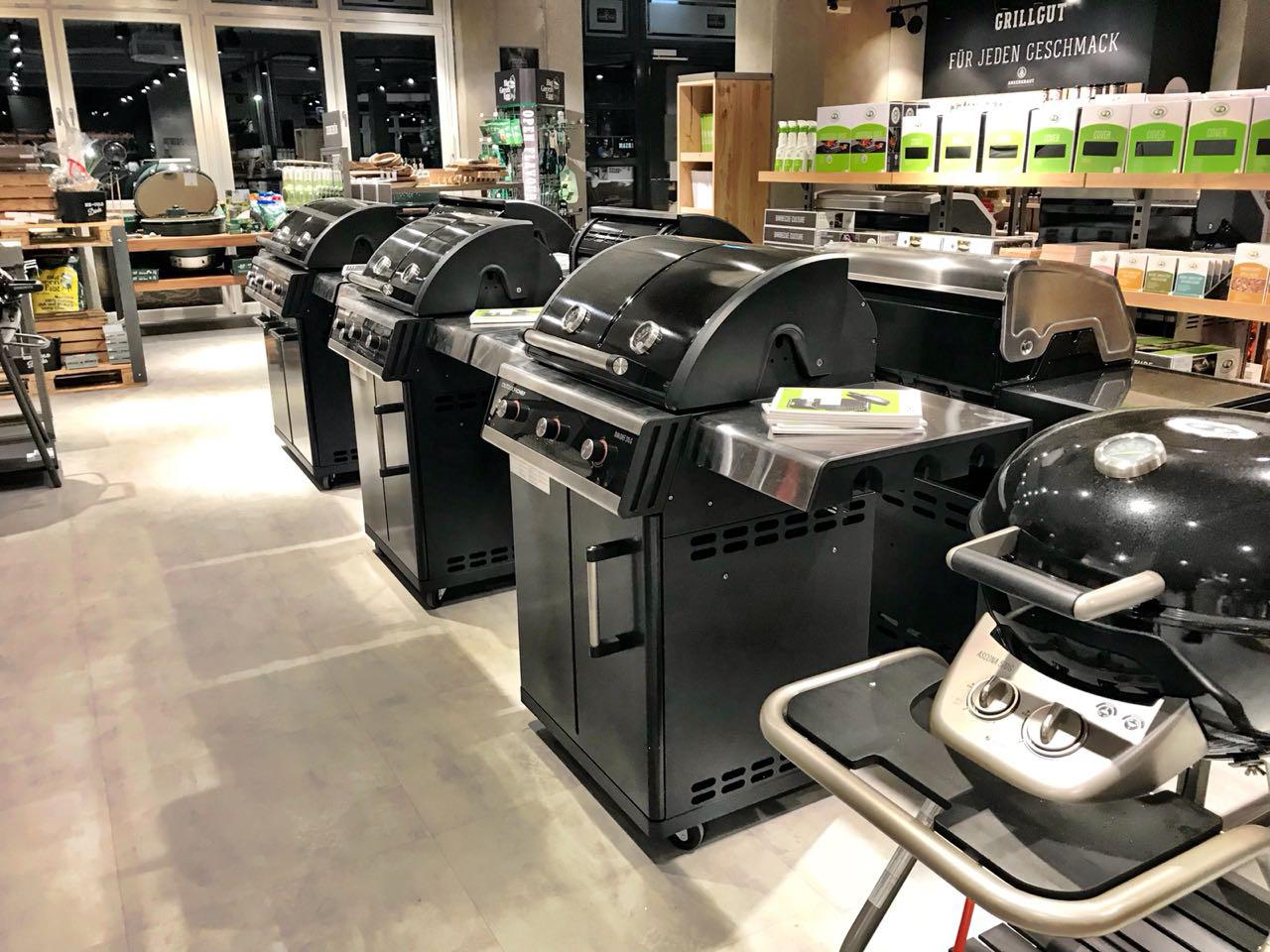 Grillfürst Store Kassel - Der BBQ-Store mit Grillakademie