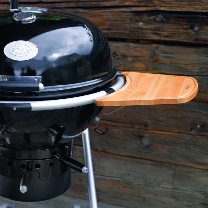 grilltisch beistelltisch ablage f r weber outdoorchef oder barbecook. Black Bedroom Furniture Sets. Home Design Ideas