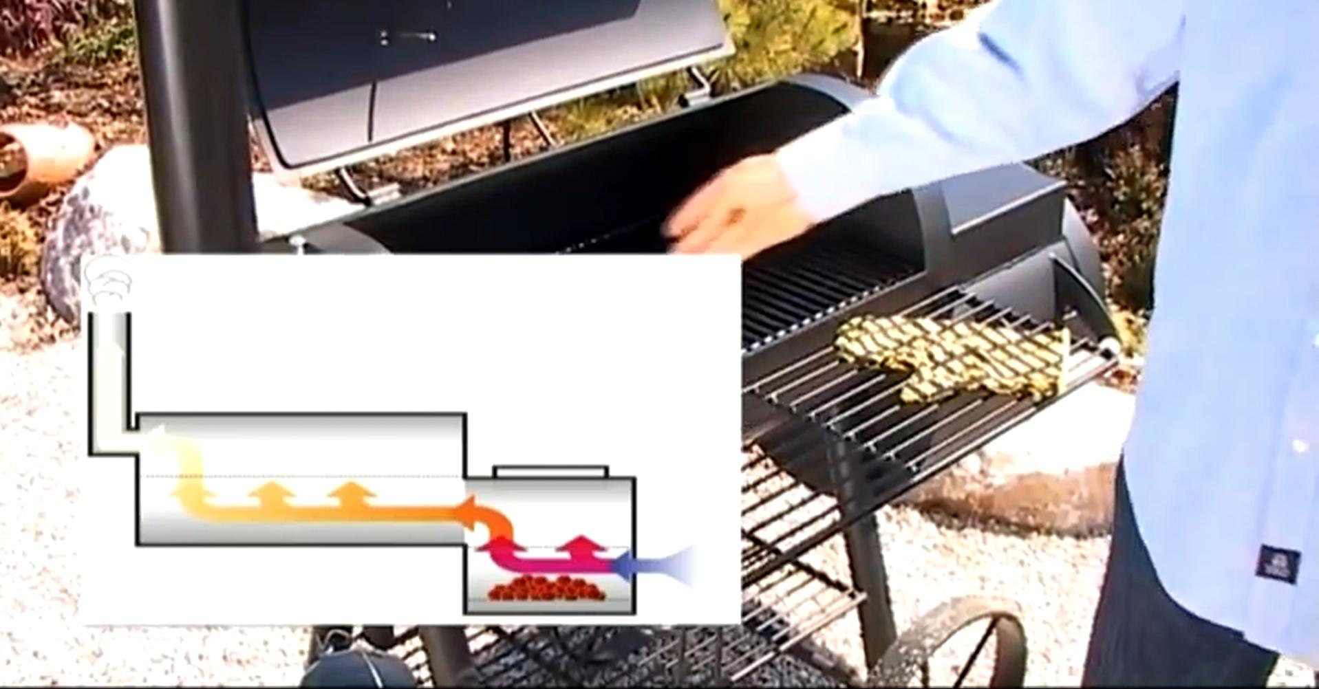 Landmann Holzkohlegrill Grill Lok 11093 : Smoker grill kaufen bbq grill smoker