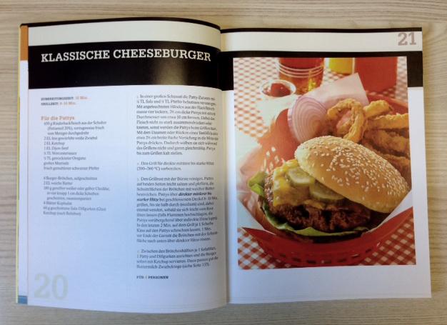 weber kochbuch burger kleinster mobiler gasgrill. Black Bedroom Furniture Sets. Home Design Ideas