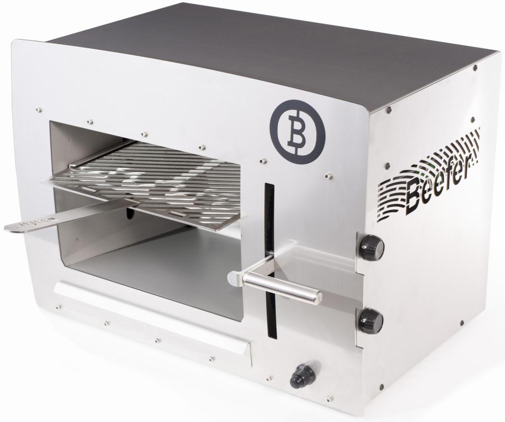 beefer xl chef kaufen gasgrill oberhitzegrill infrarotgrill. Black Bedroom Furniture Sets. Home Design Ideas