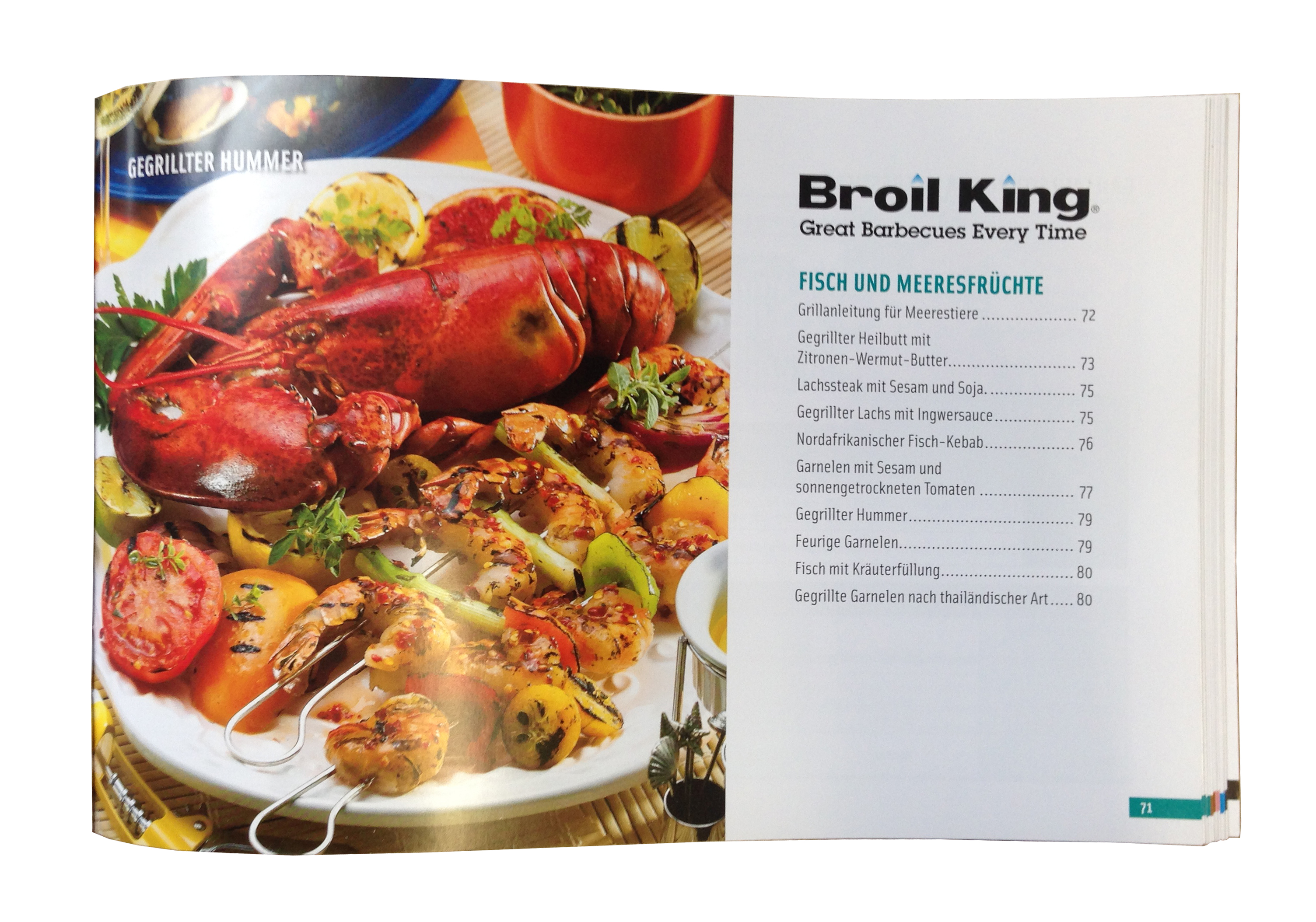 Landmann Gasgrill Kochbuch : Gasgrills immer startklar immer perfekt grillen mit bbq love
