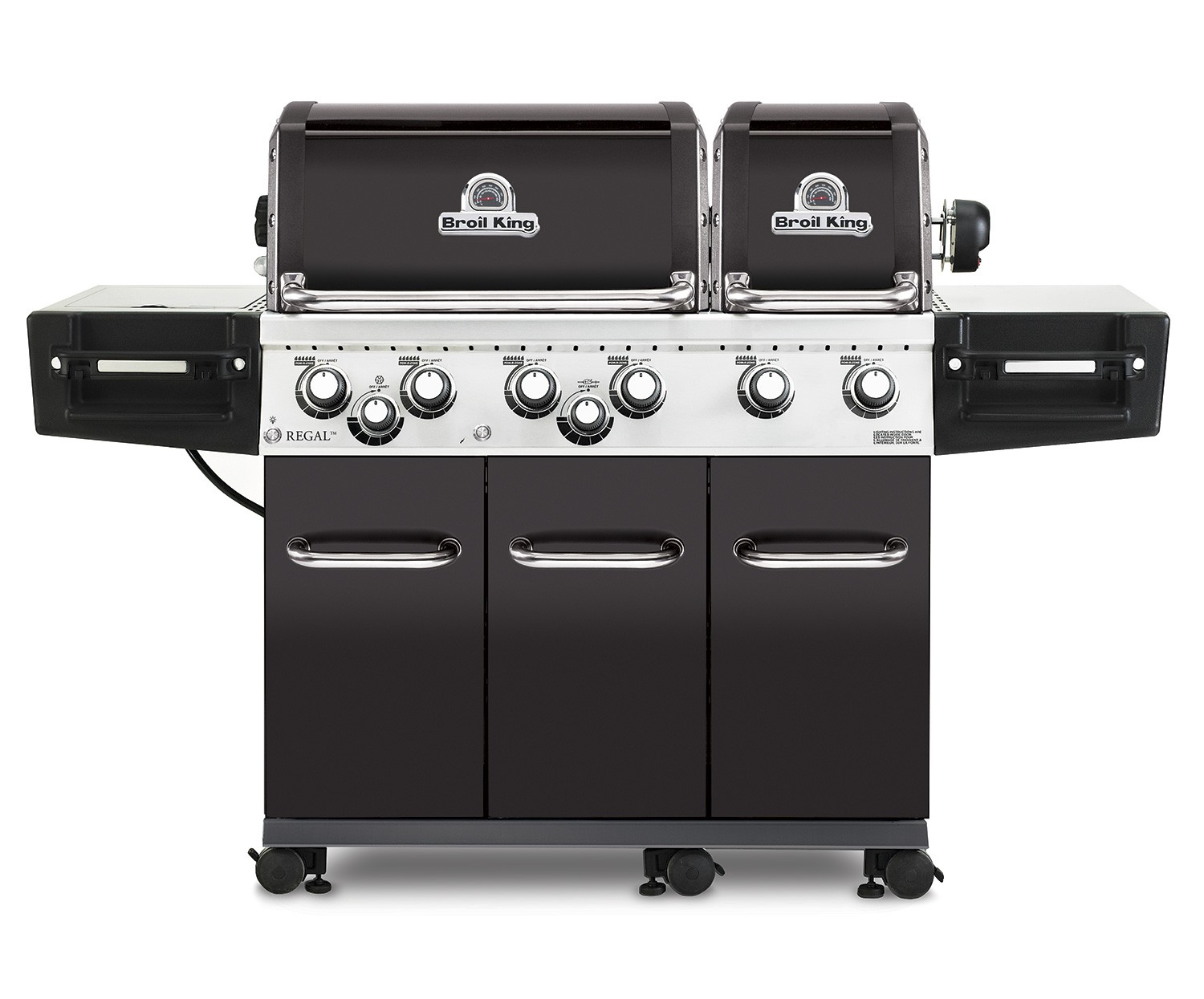 Spareribs Gasgrill Broil King : Broil king regal xl inkl drehspieß motor