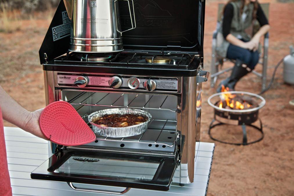 Camp Chef Deluxe Outdoor Herd Kaufen
