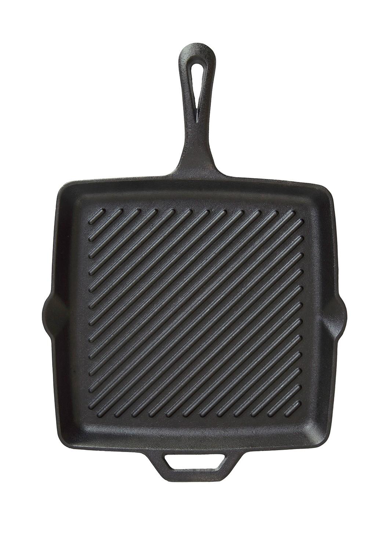 camp chef 11 gusseisen grillpfanne quadratisch kaufen. Black Bedroom Furniture Sets. Home Design Ideas