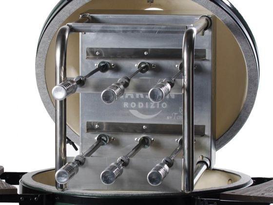 carson rodizio kit universal rotisserie drehspie set f r gasgrill kohlegrill feuerstelle. Black Bedroom Furniture Sets. Home Design Ideas