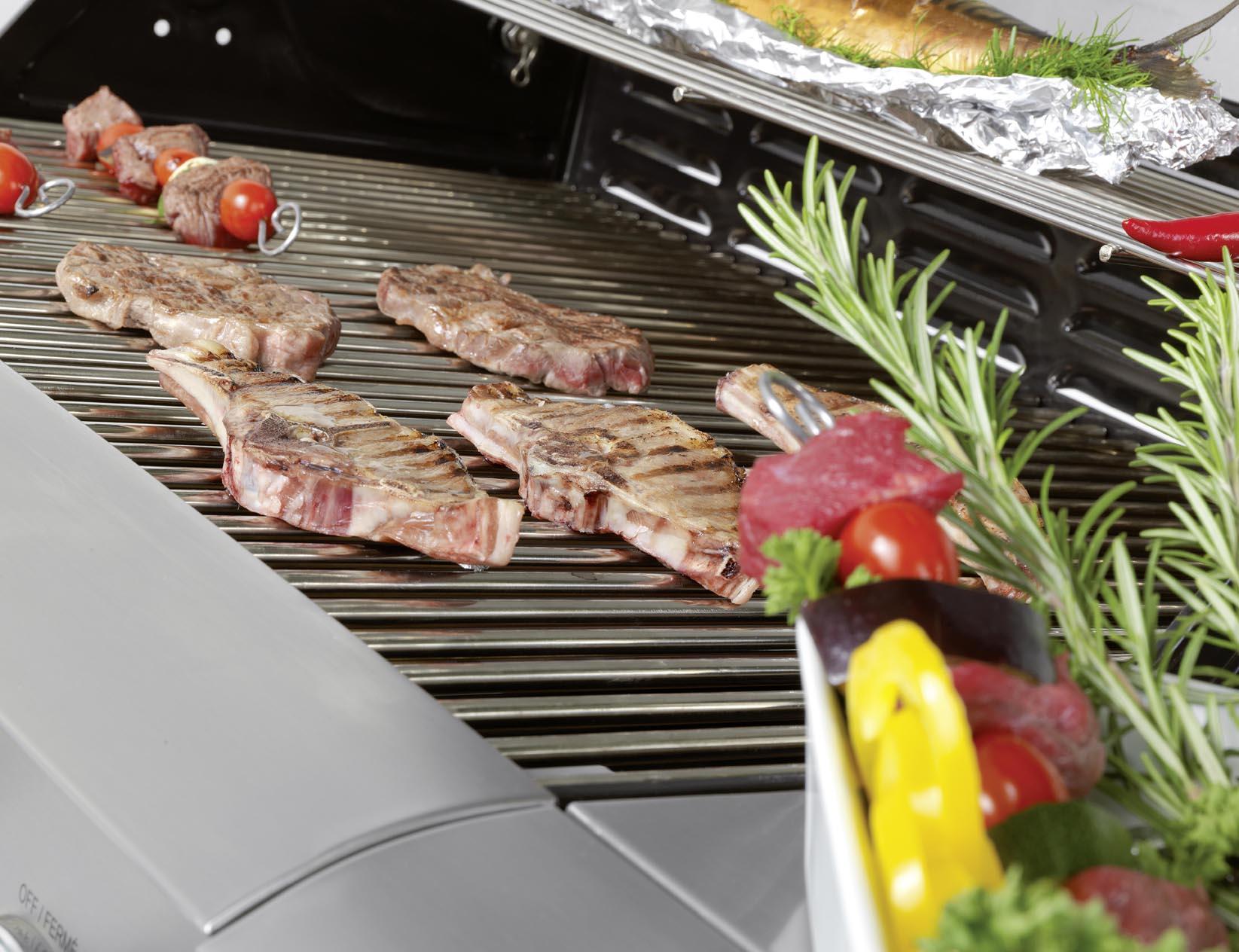 edelstahl gasgrills - langlebige, edle grills