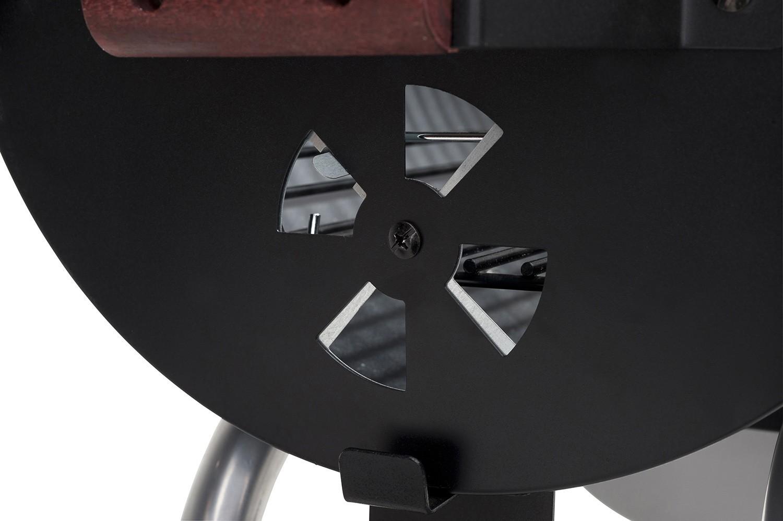 Landmann Holzkohlegrill Taurus : Landmann black taurus mit gussrosten und kostenloser zugabe