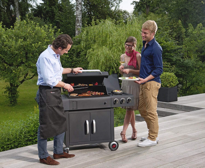 Landmann Gasgrill Zünder : Landmann gasgrill premium pts anthrazit barbecue of the champion