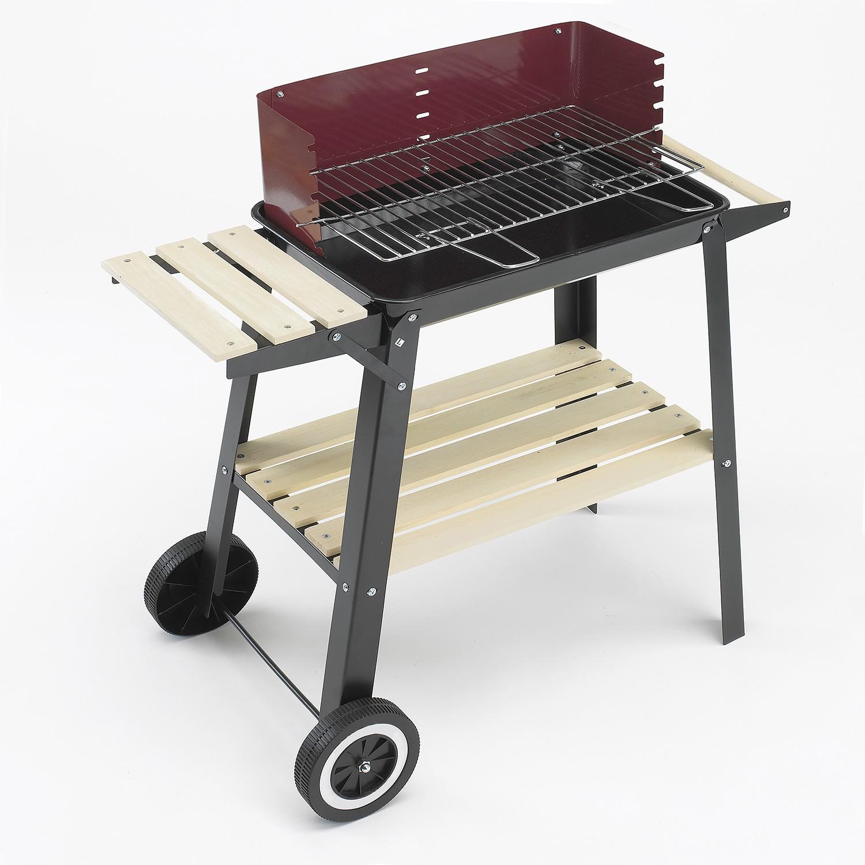 landmann grill chef grillwagen 0566. Black Bedroom Furniture Sets. Home Design Ideas