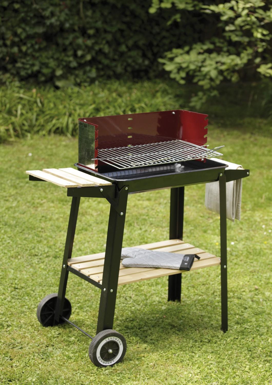landmann grillwagen 0566 b ware. Black Bedroom Furniture Sets. Home Design Ideas