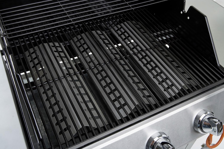 Landmann Gasgrill Flammenblech : Landmann gasgrill barbecue pts anthrazit triton in exklusiver