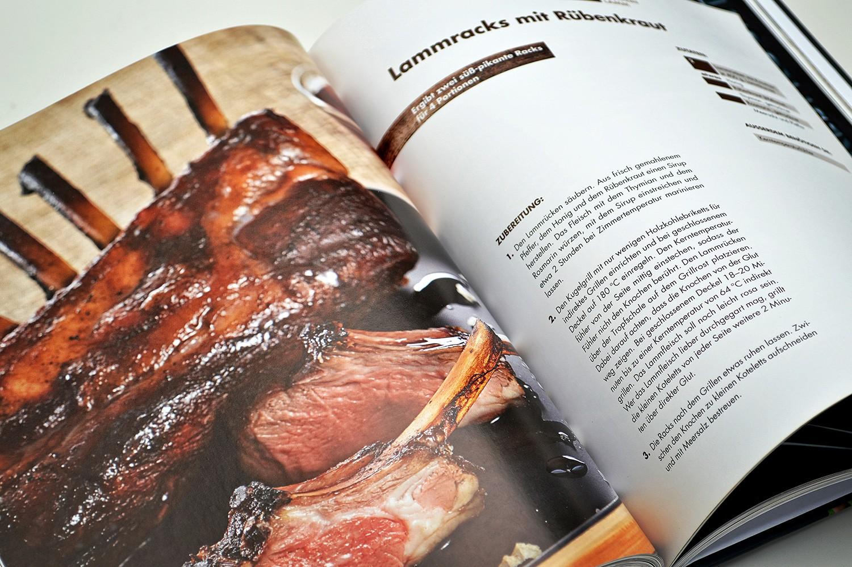 Landmann Gasgrill Kochbuch : Das große landmann kugelgrill buch