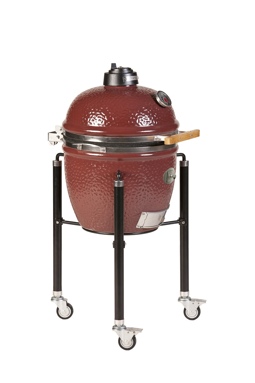 monolith grill junior red mit gestell mg13r set neu 2016 kaufen keramik grill kamado grill. Black Bedroom Furniture Sets. Home Design Ideas