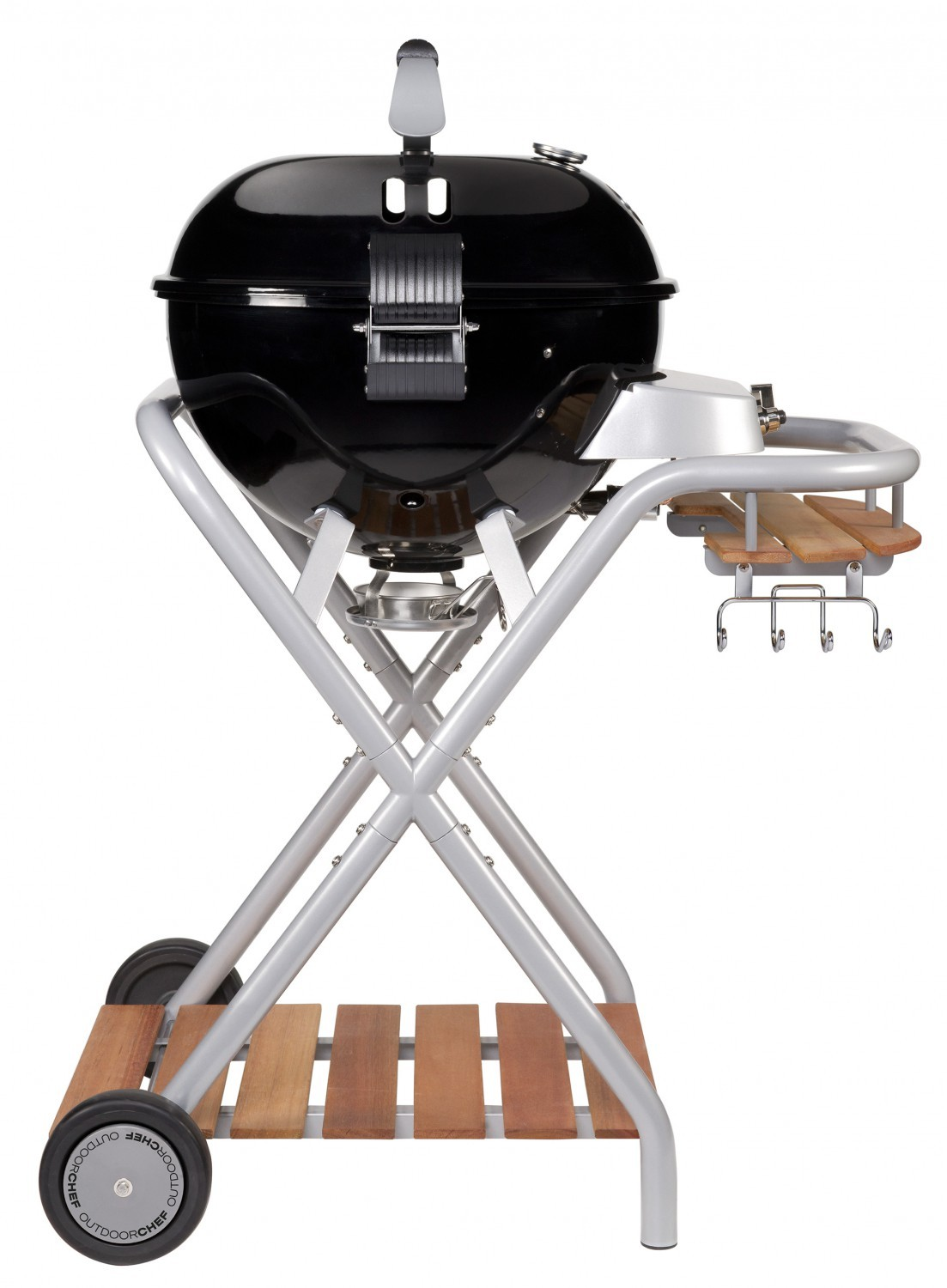 outdoorchef gas kugelgrill ambri 480 g schwarz set mit gussrost m kaufen. Black Bedroom Furniture Sets. Home Design Ideas
