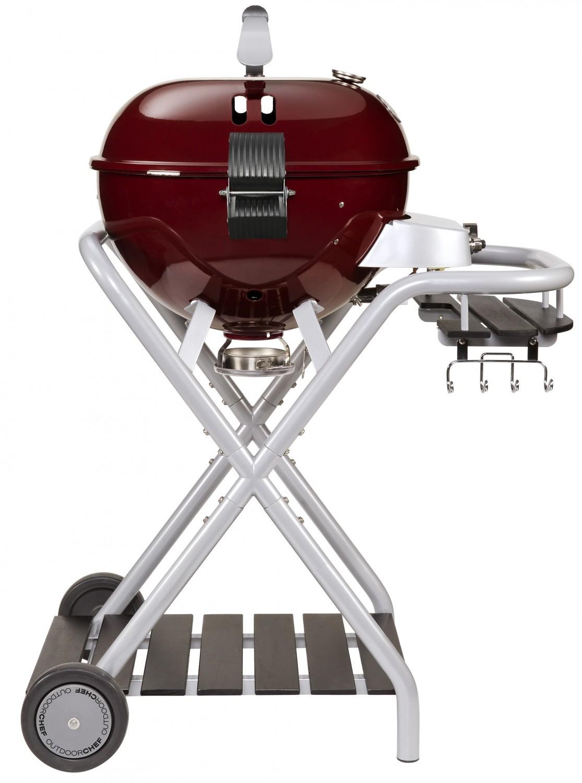 outdoorchef gas kugelgrill ambri 480 g ruby set mit gussrost m kaufen. Black Bedroom Furniture Sets. Home Design Ideas
