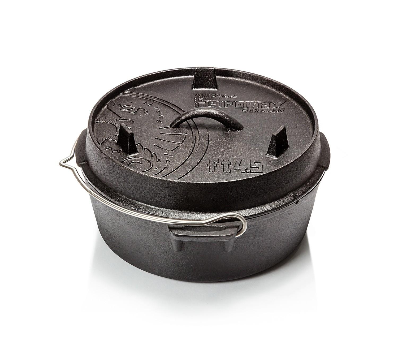 petromax feuertopf 4 0 liter dutch oven ohne f e kaufen. Black Bedroom Furniture Sets. Home Design Ideas