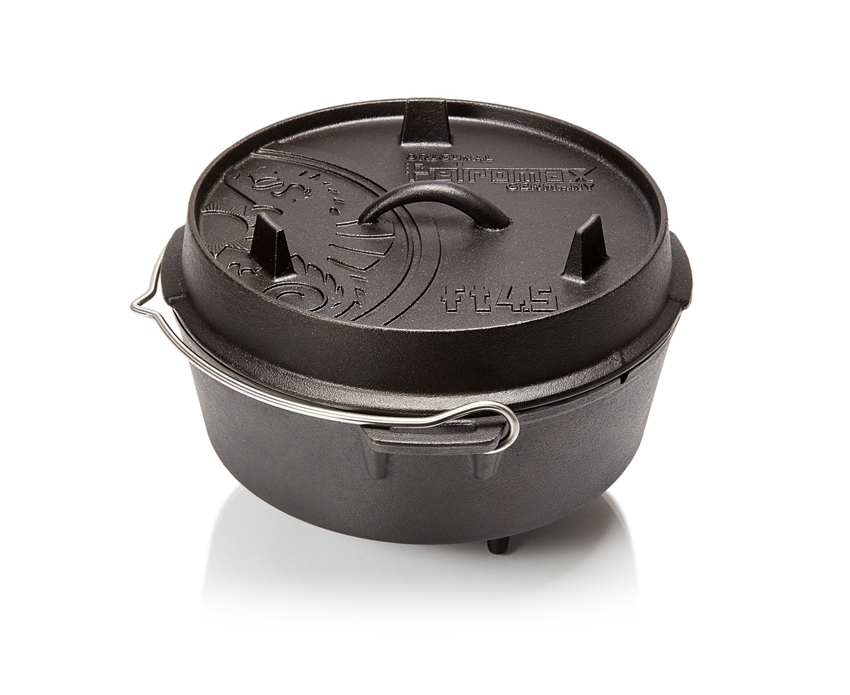 petromax feuertopf 4 0 liter dutch oven mit f en kaufen. Black Bedroom Furniture Sets. Home Design Ideas