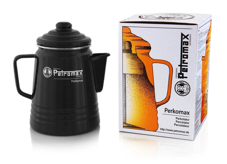 petromax tee und kaffee perkolator schwarz 9 tassen kaufen kaffeekocher. Black Bedroom Furniture Sets. Home Design Ideas